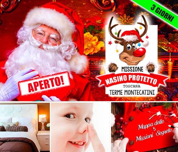 Babbo Natale alle Terme