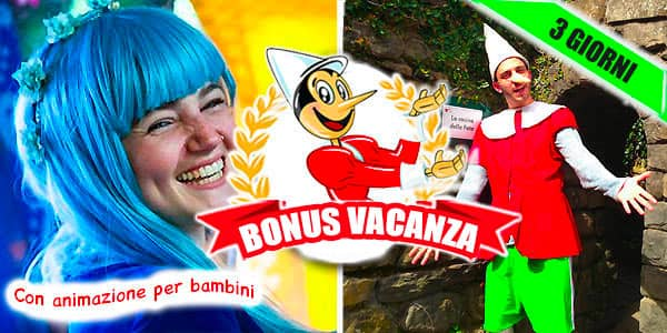 Bonus vacanza alle terme in Toscana