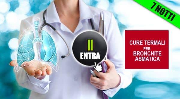 Bronchite asmatica bambini cure termali