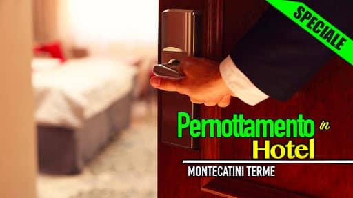 Hotel vicino alle Terme di Montecatini in Toscana