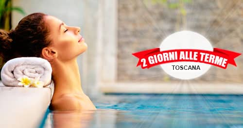 Weekend benessere bambini alle Terme in Toscana
