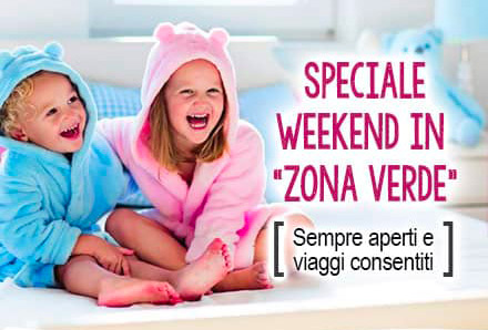 Weekend con bambini in Toscana